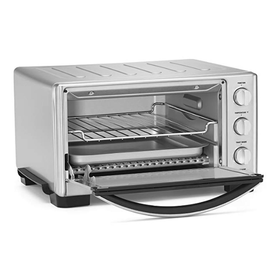 Cuisinart toaster oven and broiler on sale for $69.99 at Amazon