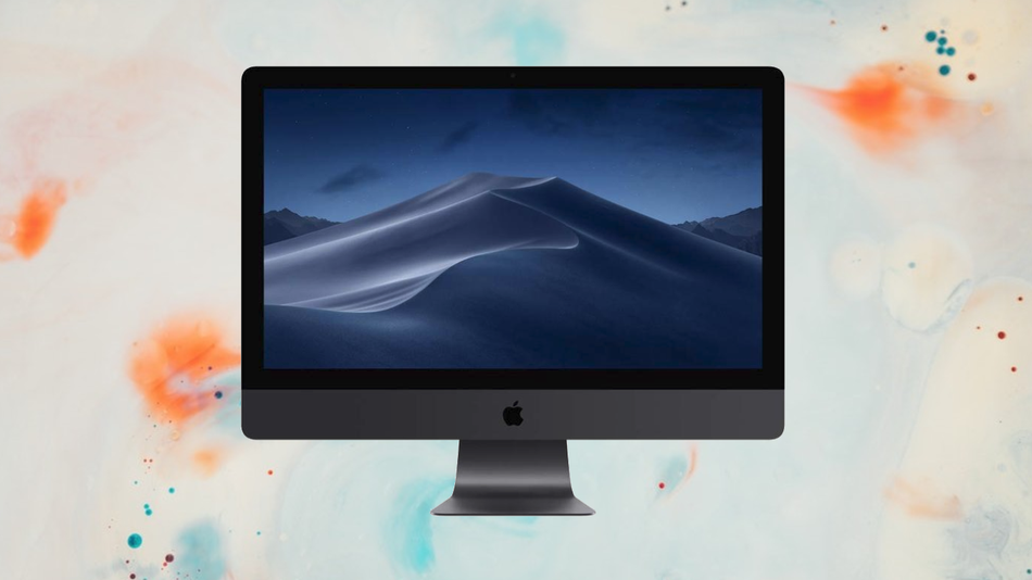 The latest iMac Pro is deceptively powerful at just 5mm thick.