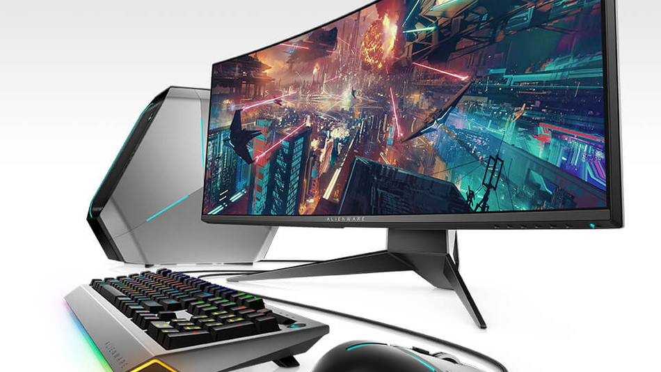This monitor provides wide viewing angles and incredible resolution.
