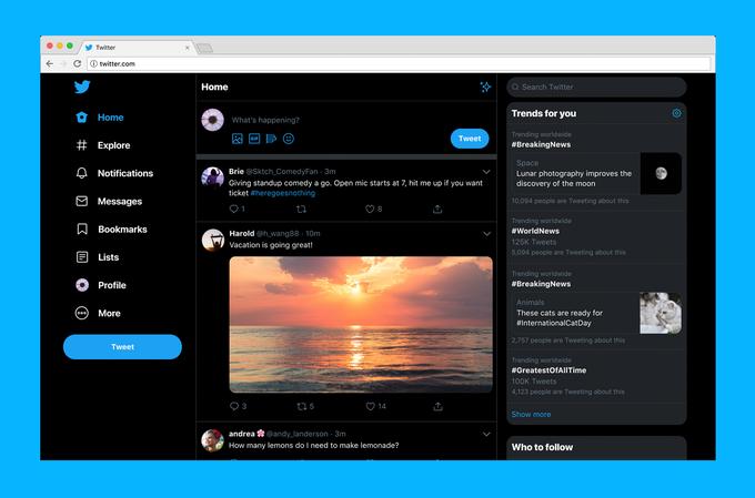 Twitter Web Dark Mode2