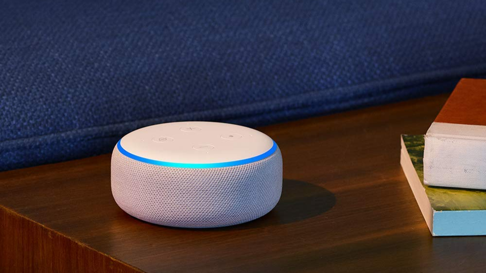 Save on Echo devices and more.