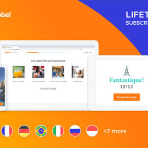 Babbel Language Learning: Lifetime Subscription