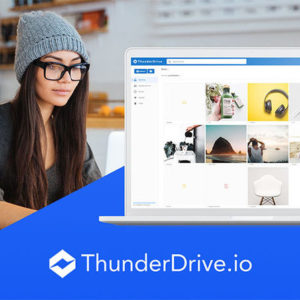 ThunderDrive Cloud Storage