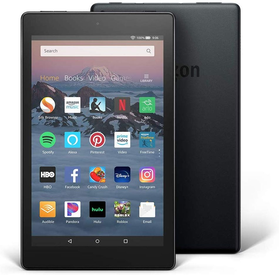 Entertain yourself at home when you buy a Fire HD 8 tablet at its best price ever
