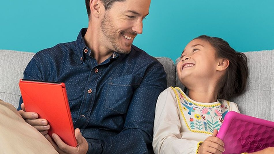 Help the entire family pass the time when you get today's deals on Fire HD tablets.