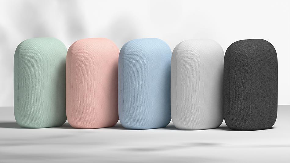 A pastel lover's ideal speaker.