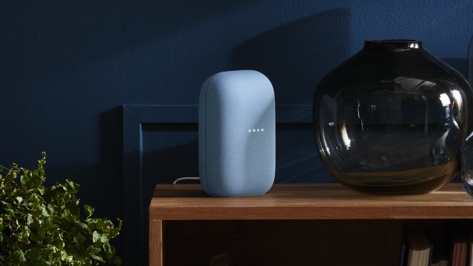 The Nest Audio has a new vibe.