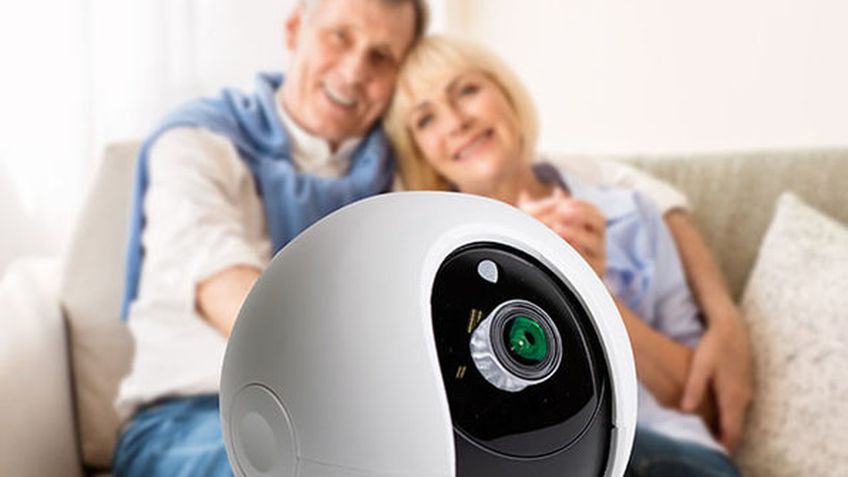 Get a 360 degree view of your space, all the time.
