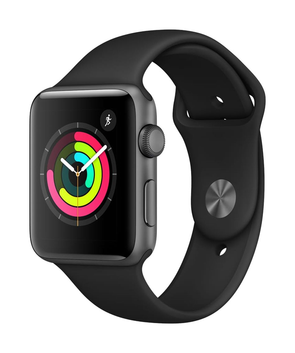 The Apple Watch Series 3 is $30 off, in case you need a last-minute gift idea