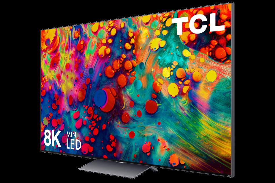 TCL could make 8K affordable.