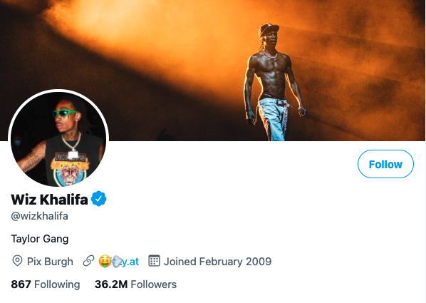 Check the Yat in the Twitter profile.