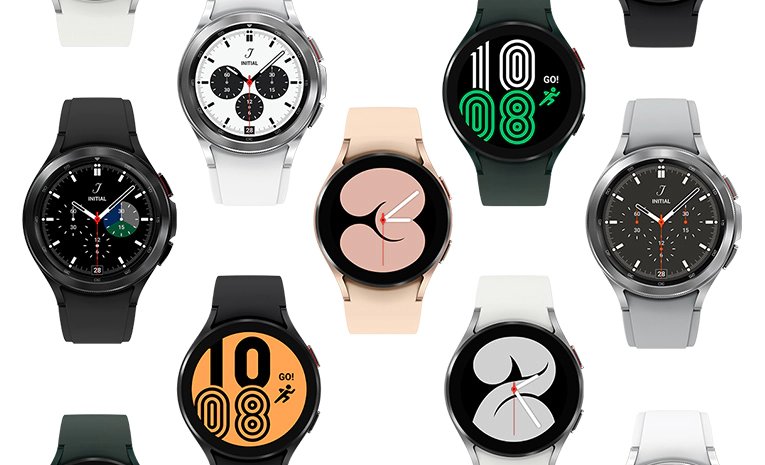 Choose from four colors: Black, Pink Gold, Green, or Silver.